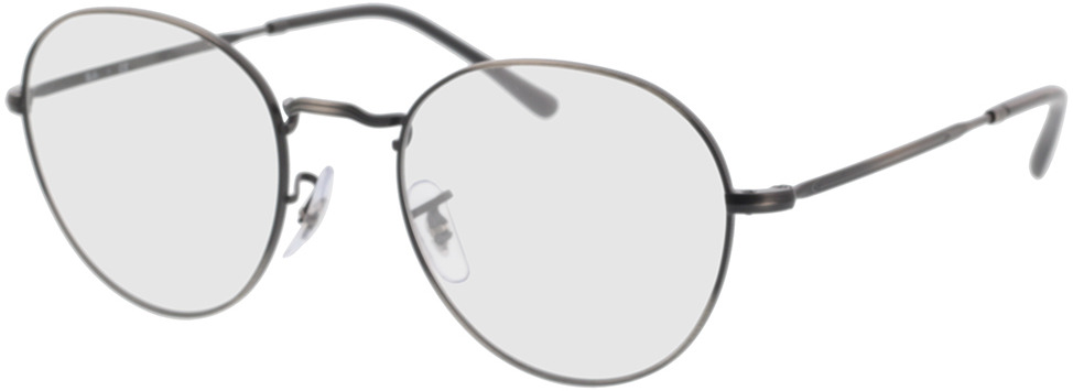 Picture of glasses model Ray-Ban RX3582V 3118 51-20 in angle 330
