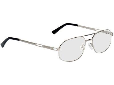 Brille Oakland-silber