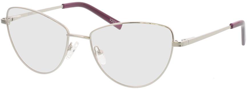 Picture of glasses model Elea-silber in angle 330
