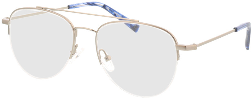 Picture of glasses model Dreros-matt silber in angle 330