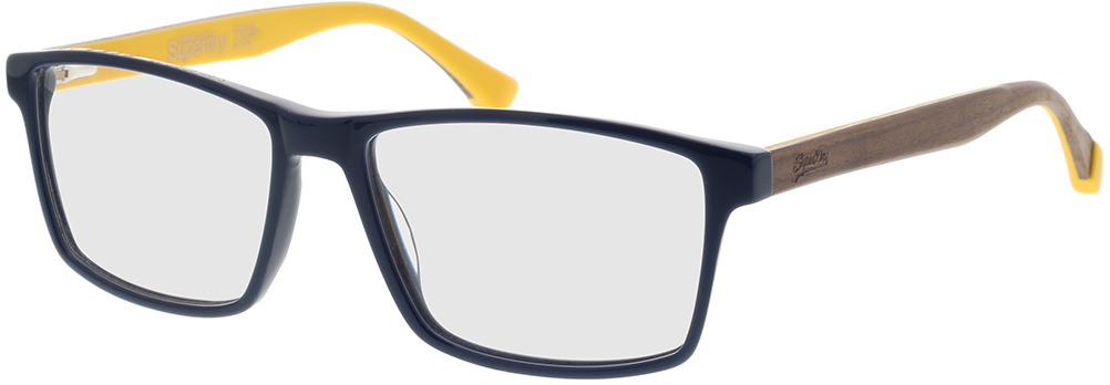 Picture of glasses model Superdry SDO Inca 105 blue 56-16 in angle 330