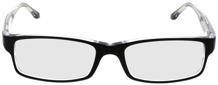Picture of glasses model Ray-Ban RX5114 2034 52-16 in angle 0