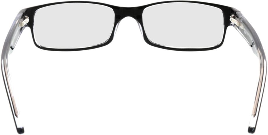 Picture of glasses model Ray-Ban RX5114 2034 52-16 in angle 180