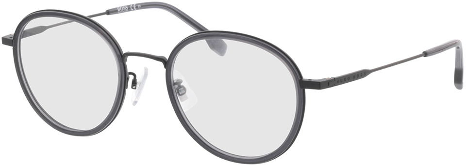 Picture of glasses model Boss BOSS 1288/F WCN 51-22 in angle 330