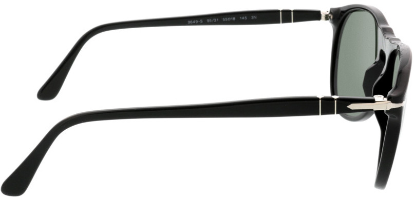 Picture of glasses model Persol PO9649S 95/31 55-18 in angle 90