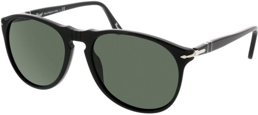 Picture of glasses model Persol PO9649S 95/31 55-18 in angle 330