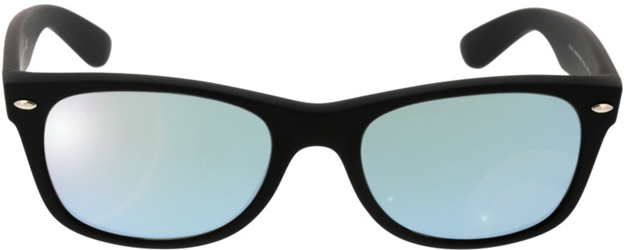 Picture of glasses model Ray-Ban New Wayfarer RB2132 622/30 52-18 in angle 0