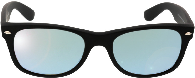 Picture of glasses model Ray-Ban New Wayfarer RB2132 622/30 52 18 in angle 0