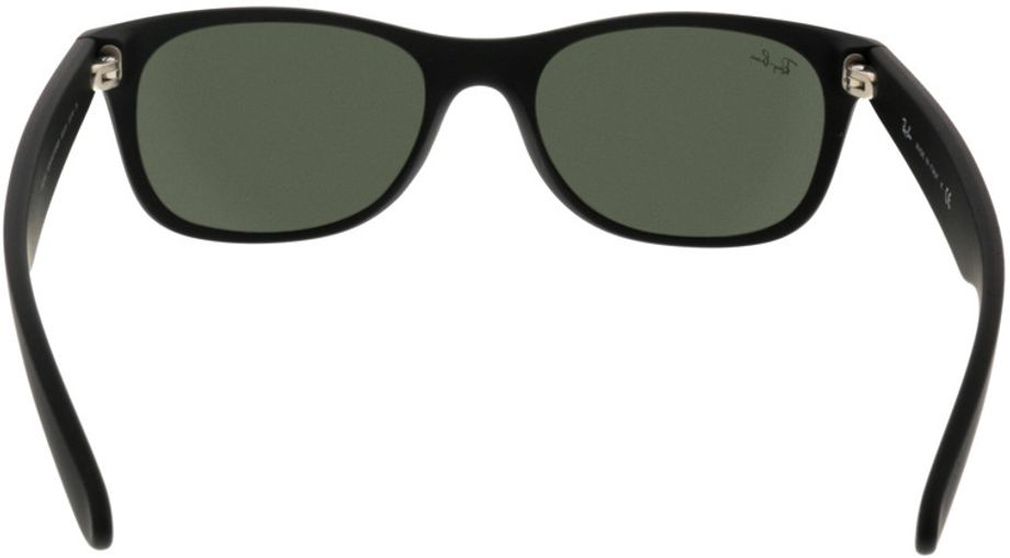 Picture of glasses model Ray-Ban New Wayfarer RB2132 622/30 52-18 in angle 180
