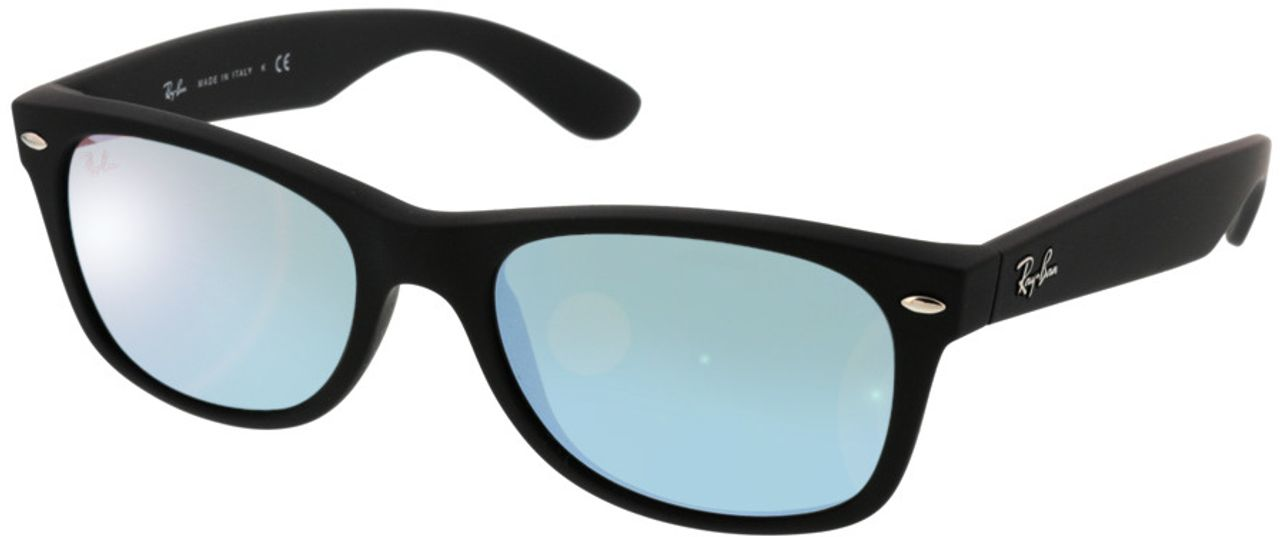 Picture of glasses model Ray-Ban New Wayfarer RB2132 622/30 52-18 in angle 330
