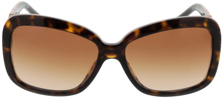 Picture of glasses model Burberry BE4173 300213 58-15 in angle 0