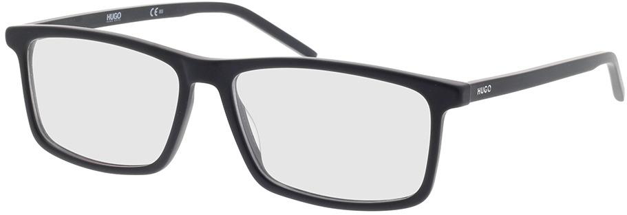 Picture of glasses model Hugo HG 1025 003 55-15 in angle 330