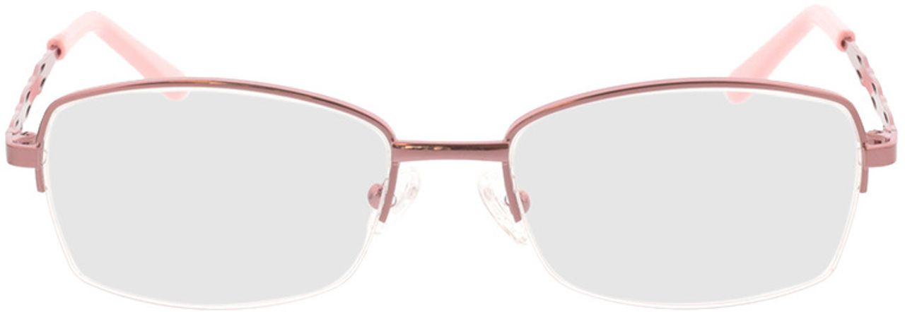 Picture of glasses model Solita-pink in angle 0