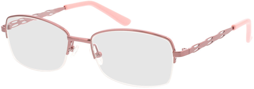 Picture of glasses model Solita-pink in angle 330