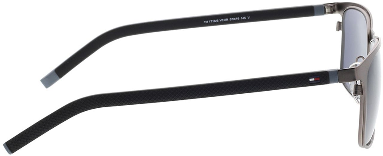 Picture of glasses model Tommy Hilfiger TH 1716/S V81 57-16 in angle 90