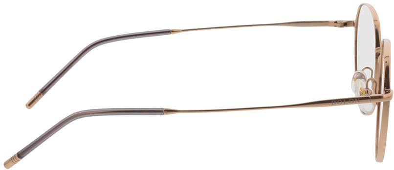 Picture of glasses model Bolon BT1393 B30 48-20 in angle 90