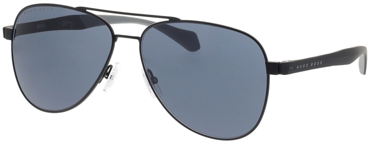 Picture of glasses model Boss BOSS 1077/S 003 60-14 in angle 330