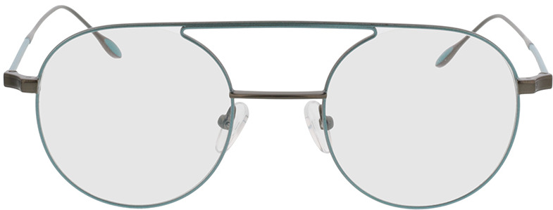 Picture of glasses model Harlem-blau/anthrazit in angle 0