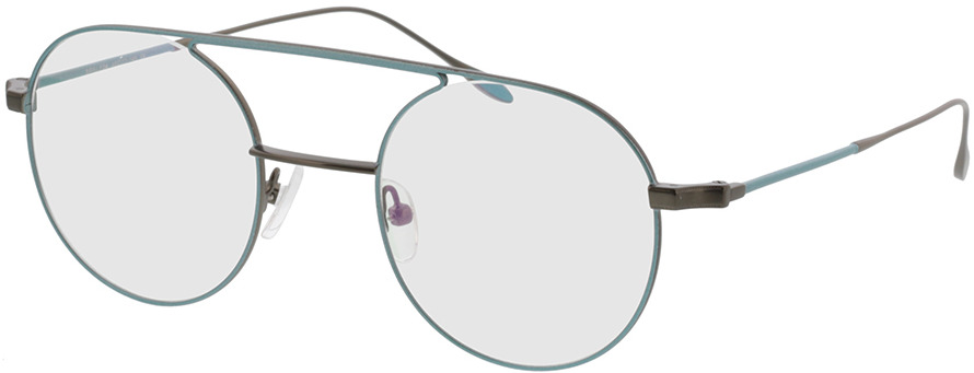 Picture of glasses model Harlem-blau/anthrazit in angle 330