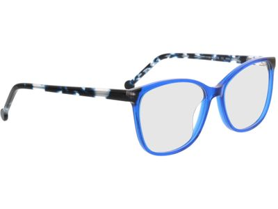 Brille Nowra-blau/blau-meliert