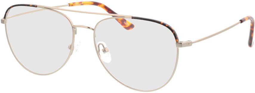 Picture of glasses model Salmone-matt silber in angle 330