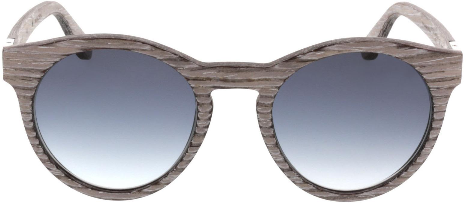 Picture of glasses model Wood Fellas Sunglasses Au chalk oak 50-21 in angle 0