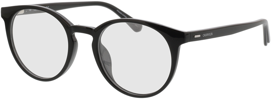 Picture of glasses model Calvin Klein CK20527 001 49-20 in angle 330