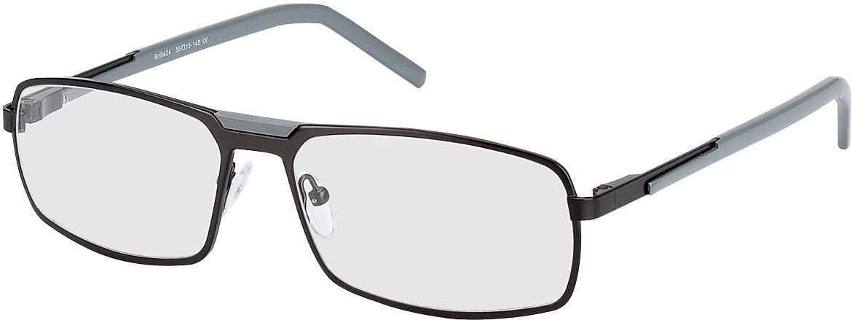 Picture of glasses model Durban-schwarz/grau in angle 330