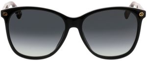 Picture of glasses model Gucci GG0024S-003 58-16