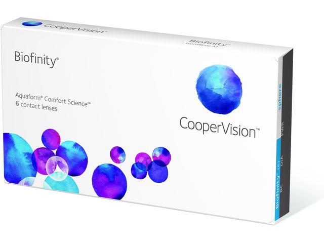 Biofinity 3er Box