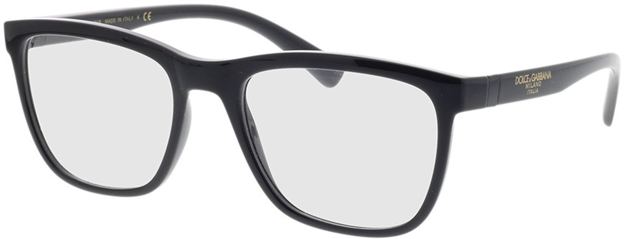 Picture of glasses model Dolce&Gabbana DG5047 501 54-19 in angle 330