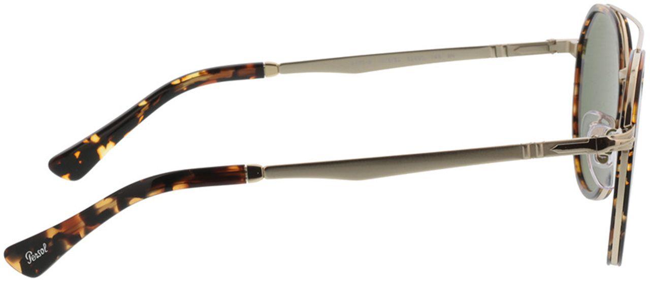 Picture of glasses model Persol PO2456S 107652 53-20 in angle 90