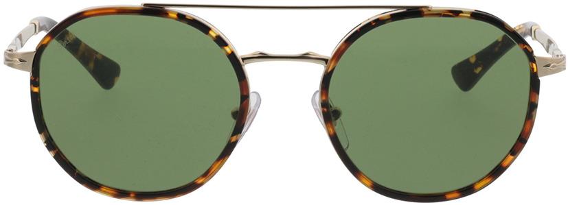 Picture of glasses model Persol PO2456S 107652 53-20 in angle 0