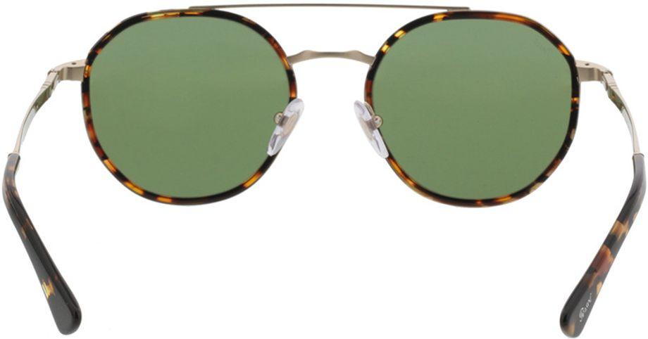 Picture of glasses model Persol PO2456S 107652 53-20 in angle 180