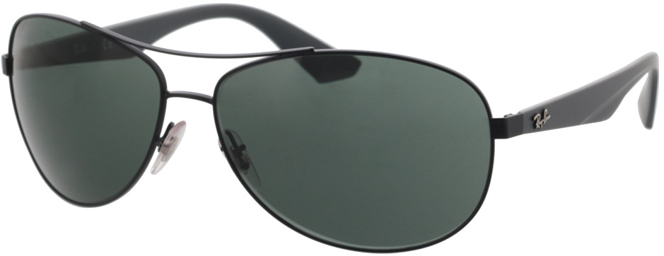 Picture of glasses model Ray-Ban RB 3526 006/71 63-14 in angle 330