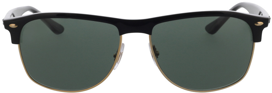 Picture of glasses model Ray-Ban RB4342 601/71 59-16 in angle 0