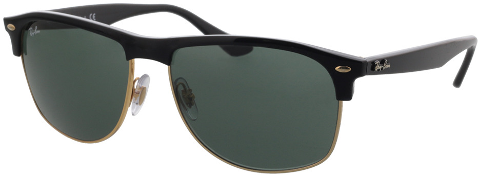 Picture of glasses model Ray-Ban RB4342 601/71 59-16 in angle 330