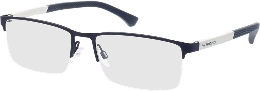 Picture of glasses model Emporio Armani EA1041 3131 57-17 in angle 330