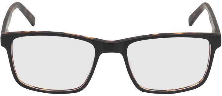 Picture of glasses model preto madeira preto/castanho/mosqueado in angle 0