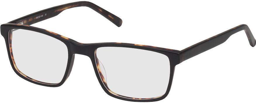 Picture of glasses model preto madeira preto/castanho/mosqueado in angle 330