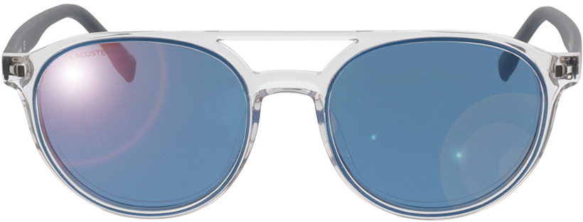 Picture of glasses model Lacoste L881S 424 52-18 in angle 0