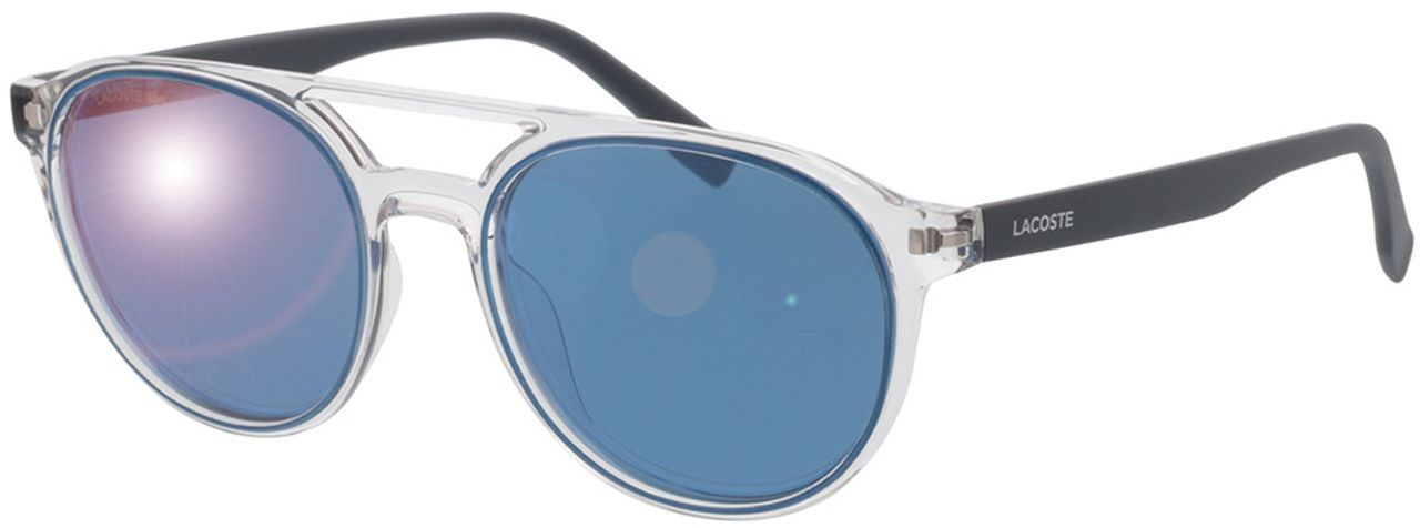 Picture of glasses model Lacoste L881S 424 52-18 in angle 330