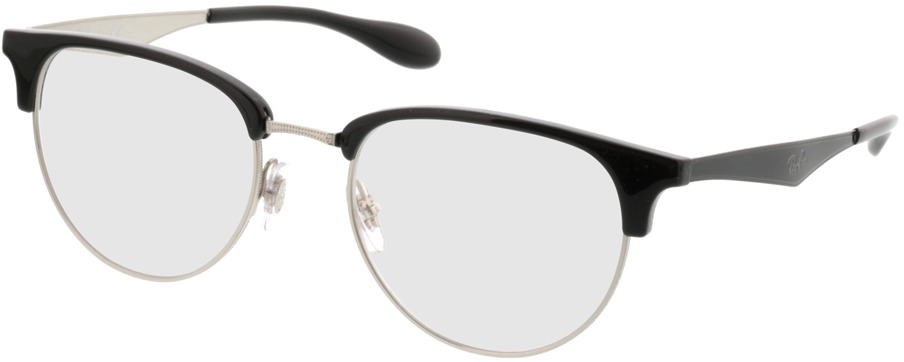 Picture of glasses model Ray-Ban RX6396 2932 51-19 in angle 330