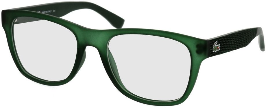 Picture of glasses model Lacoste L2766 315 52-18 in angle 330