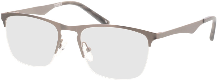 Picture of glasses model Hector-anthrazit in angle 330