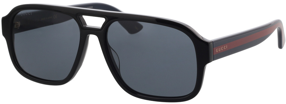 Picture of glasses model Gucci GG0925S-001 58-16 in angle 330