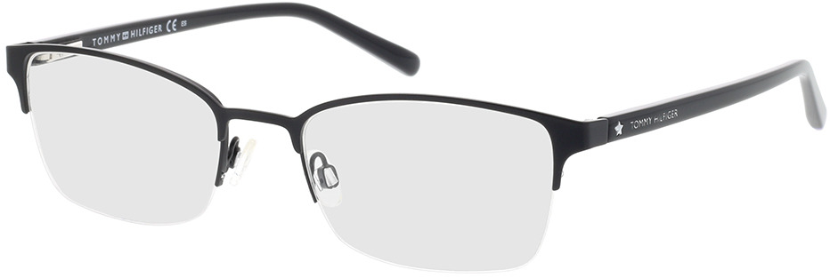 Picture of glasses model Tommy Hilfiger TH 1748 003 52-19 in angle 330