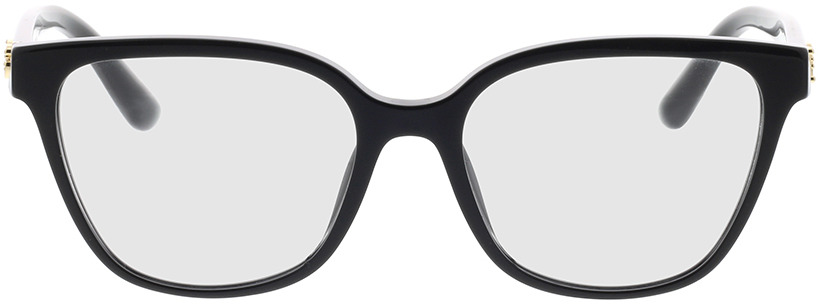 Picture of glasses model Dolce&Gabbana DG3321 501 54-17 in angle 0