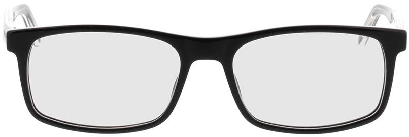 Picture of glasses model Hugo HG 1004 7C5 54-17 in angle 0
