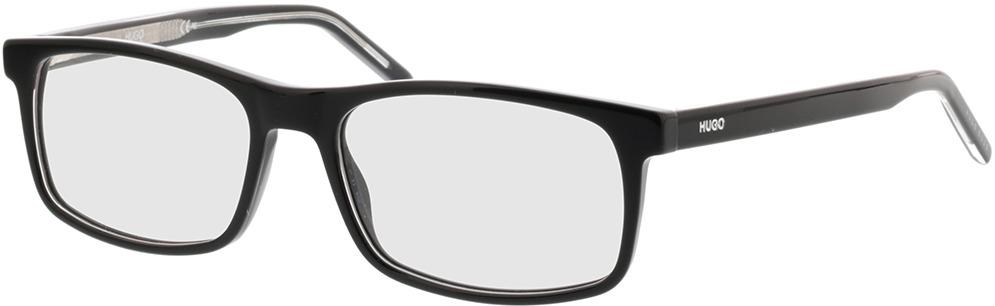 Picture of glasses model Hugo HG 1004 7C5 54-17 in angle 330